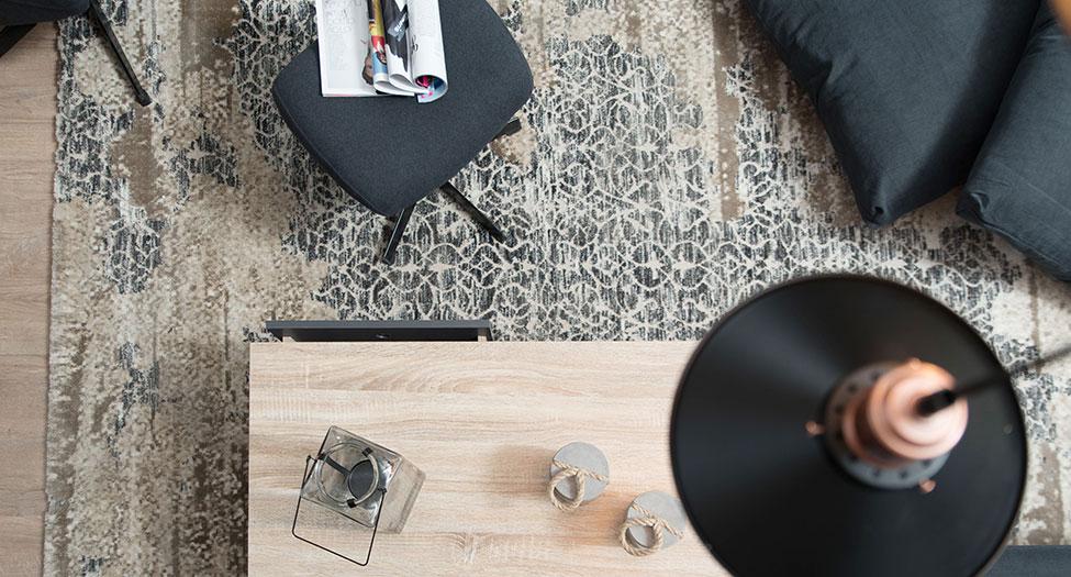 Βιομηχανικό στυλ - πάτωμα